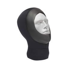 Шлем неопреновый Aquatics, для сухого гидрокостюма, короткий, 7мм