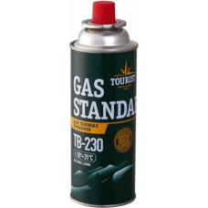 Газ в баллоне GAS STANDARD, цанговое соединение, 230г