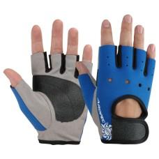 Перчатки неопреновые Aropec Tent, 2мм, c открытыми пальцами