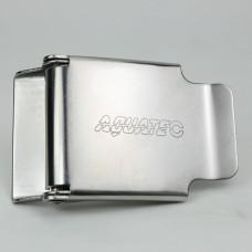 Пряжка Aquatec, для водолазного грузового пояса, стальная