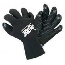 Перчатки Zero, 5-палые, 5мм