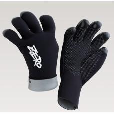 Перчатки Zero, 5-палые, 7мм