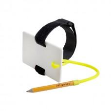 Планшет Trident, малый, с карандашом и креплением на руку