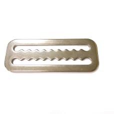 Стопор для водолазного груза Aquatec, нерж. сталь, с зубцами