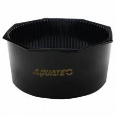 Башмак Aquatec для алюминиевого баллона с плоским дном, резиновый, d=18cм