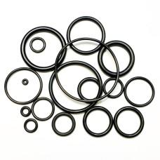 Кольцо уплотнительное NBR 70A Black, ID12.42x1,78mm