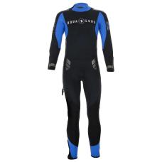 Гидрокостюм для дайвинга мужской Aqua Lung Balance Comfort 7мм, моно